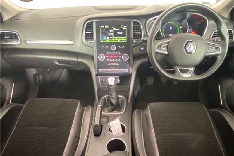 2018 Renault Megane hatch MEGANE IV 1.2T DYNAMIQUE