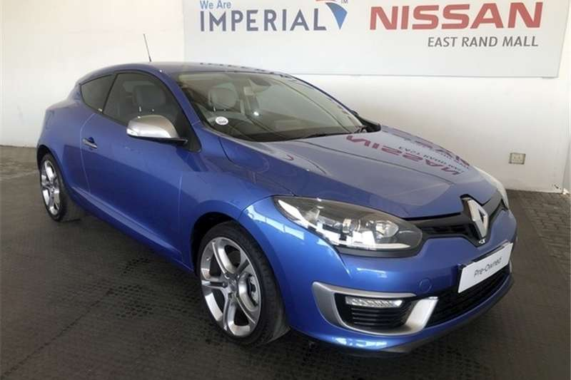 2016 Renault Megane coupe 162kW turbo GT