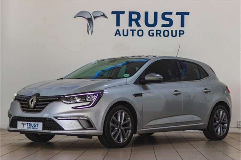2018 Renault Megane hatch 97kW turbo GT Line