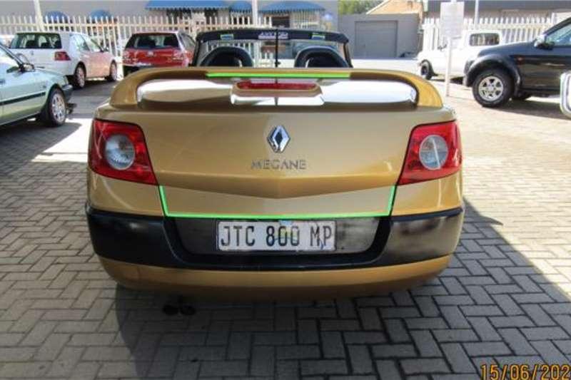 2005 Renault Megane 1.6 Expression