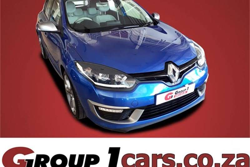 2014 Renault Megane hatch 162kW turbo GT