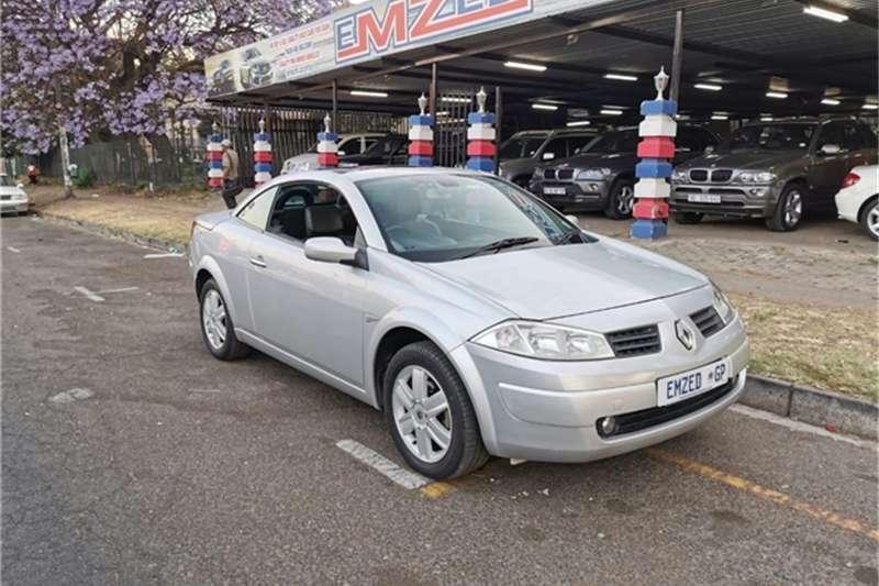 Renault Megane II 1.6 AUTHENTIQUE 2005