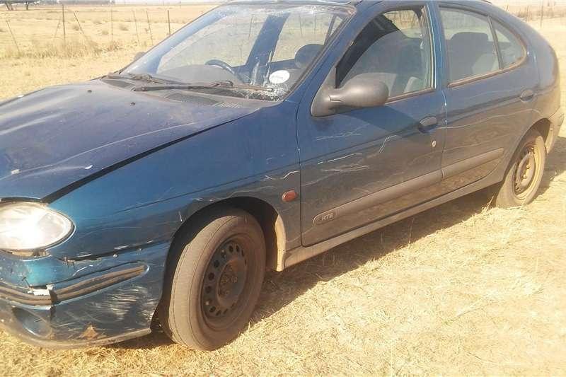 Renault Megane II 2000