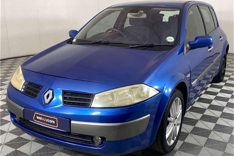 Used 2003 Renault Megane II