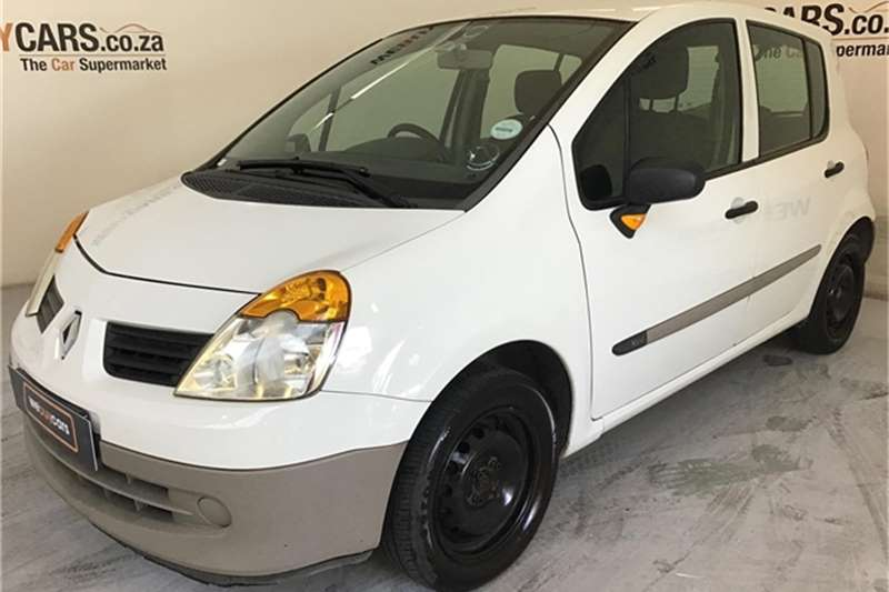 Renault Modus 1.2 Authentigue 2005