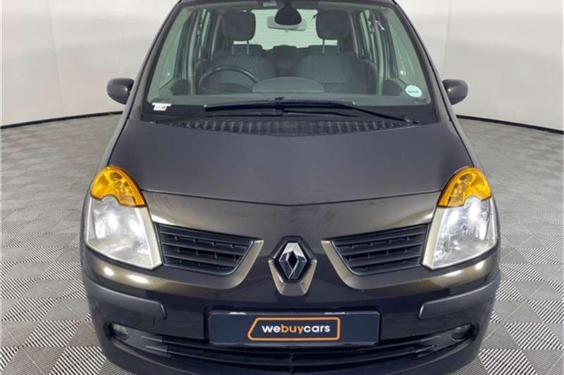2006 Renault Modus Modus 1.4 Dynamique
