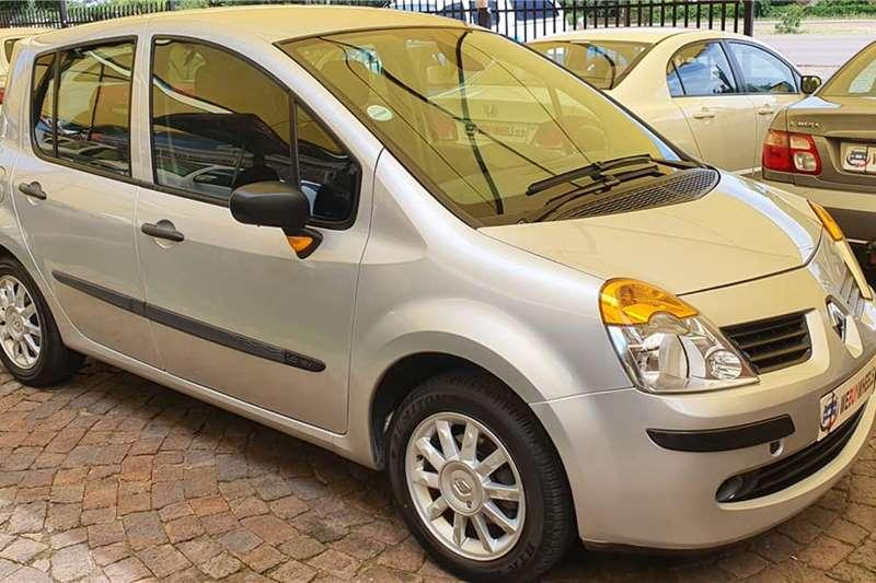 Renault Modus 1.6 Expression automatic 2007
