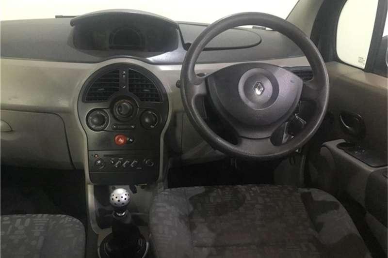 2005 Renault Modus 1.2 Authentigue