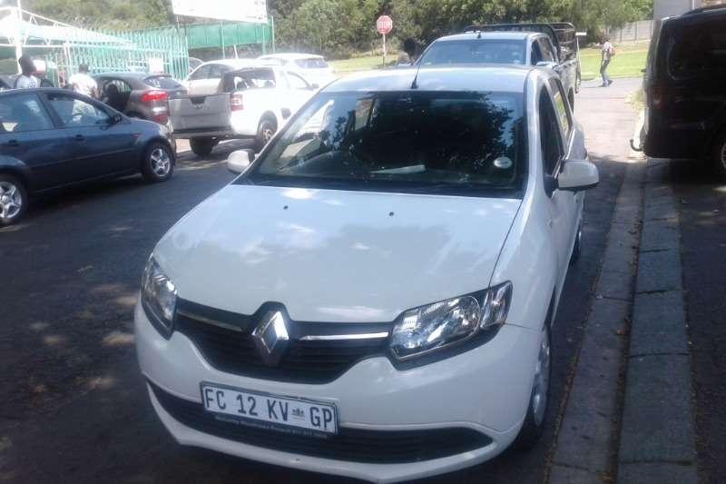 Renault Sandero 0.9 2016