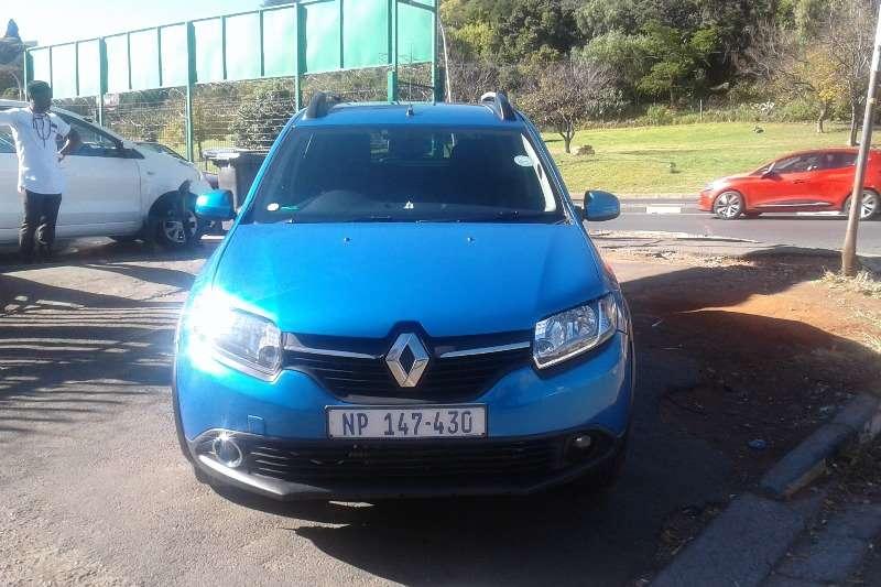 Renault Sandero 0.9t 2016