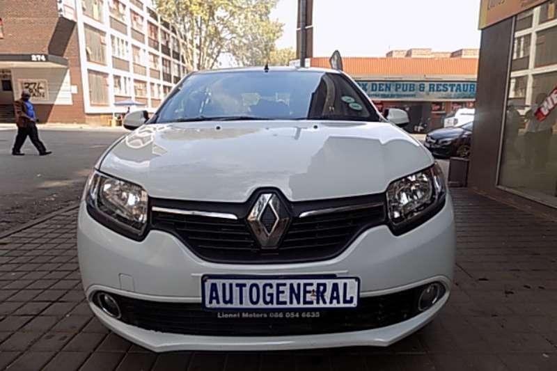 Renault Sandero 1,2 MANUAL