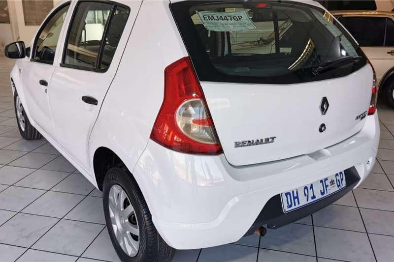 Used 2011 Renault Sandero 1.4 Ambiance