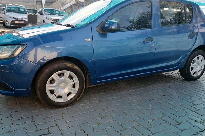 Used 2015 Renault Sandero 1.4 Ambiance
