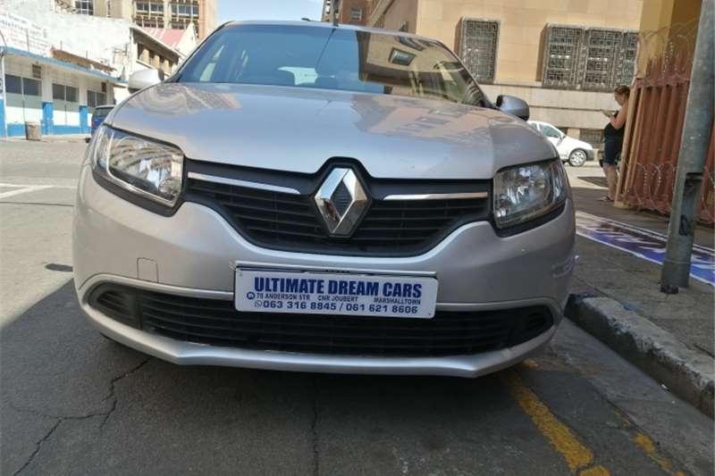 Renault Sandero 1.4 Ambiance 2016
