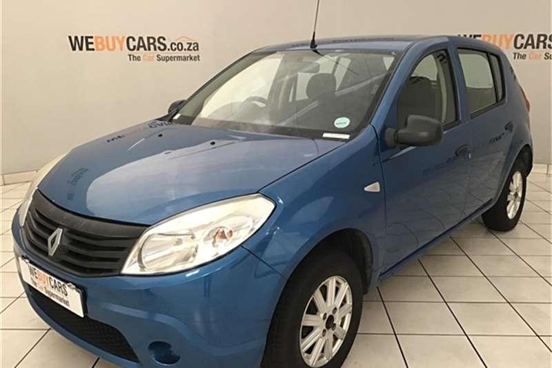 Renault Sandero 1.4 Ambiance Plus 2012