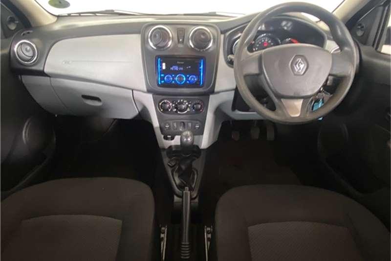 2014 Renault Sandero Sandero 1.4 Ambiance Plus