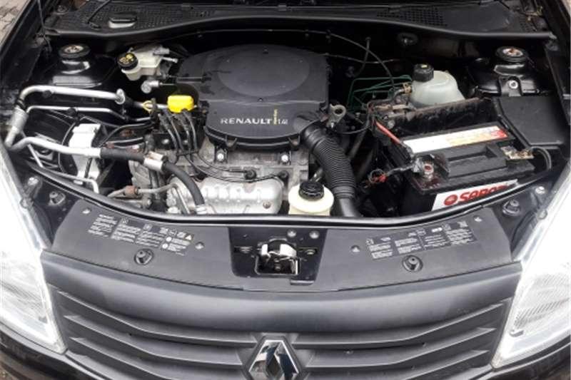 Renault Sandero 1.4 Authentique 2012