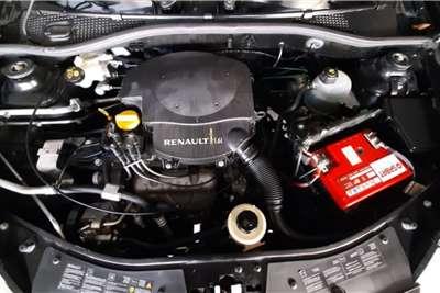 Renault Sandero 1.6 Cup 2011