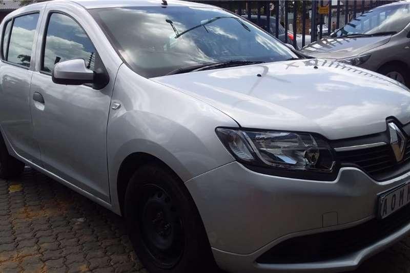 Used 2015 Renault Sandero 1.6 Cup
