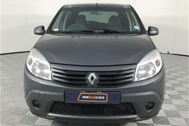 Renault Sandero 1.6 Dynamique 2013
