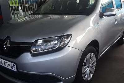 Renault Sandero 1.6 Dynamique 2014