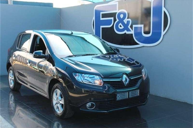 Renault Sandero 1.6 Dynamique 2015