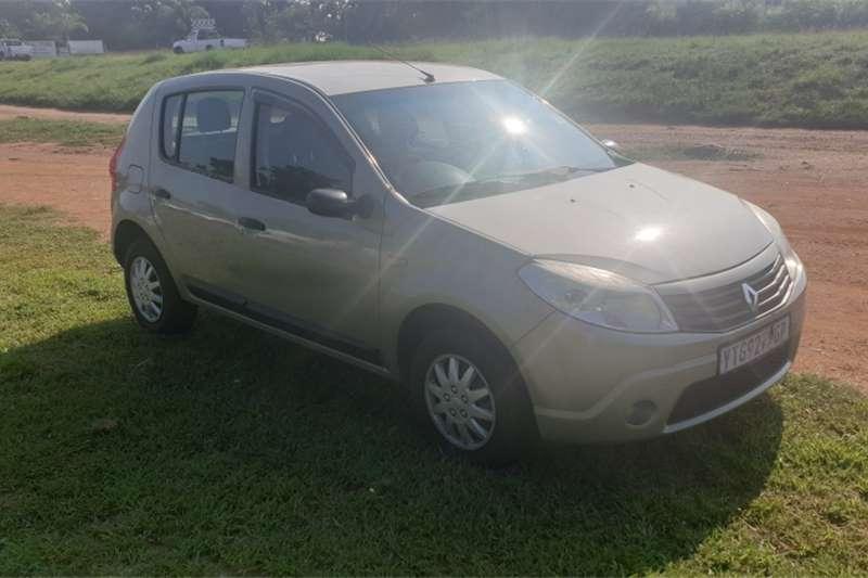 Renault Sandero 1.6 Expression 2009