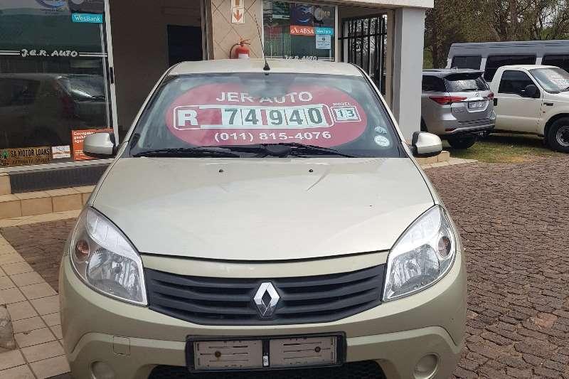 Renault Sandero 1.6 Expression 2013
