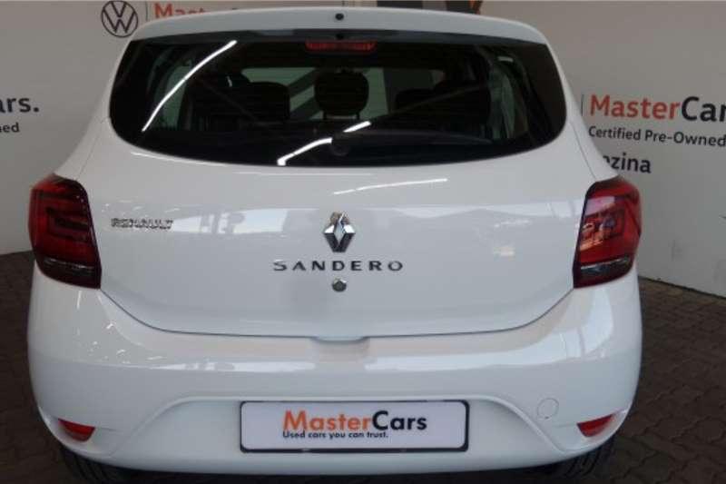 2019 Renault Sandero Sandero 1.6 Expression