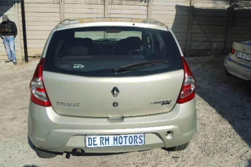 Used 2010 Renault Sandero 1.6 Expression+ Pack