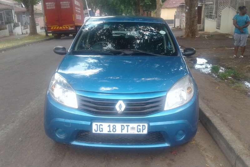 Renault Sandero 1.6 Expression+ Pack 2011