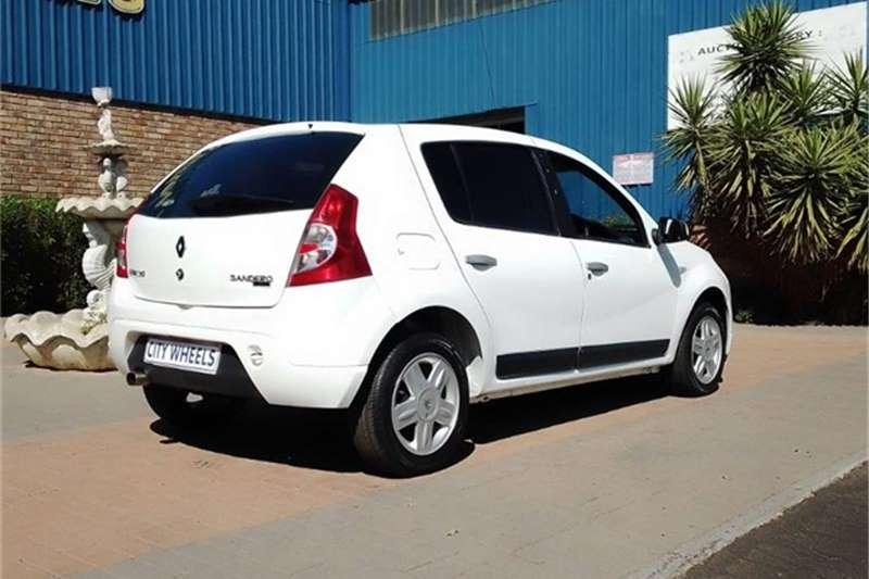 Used 2013 Renault Sandero 1.6 Expression Pack