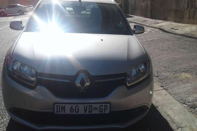 Renault Sandero 1.6 Expression+ Pack 2015