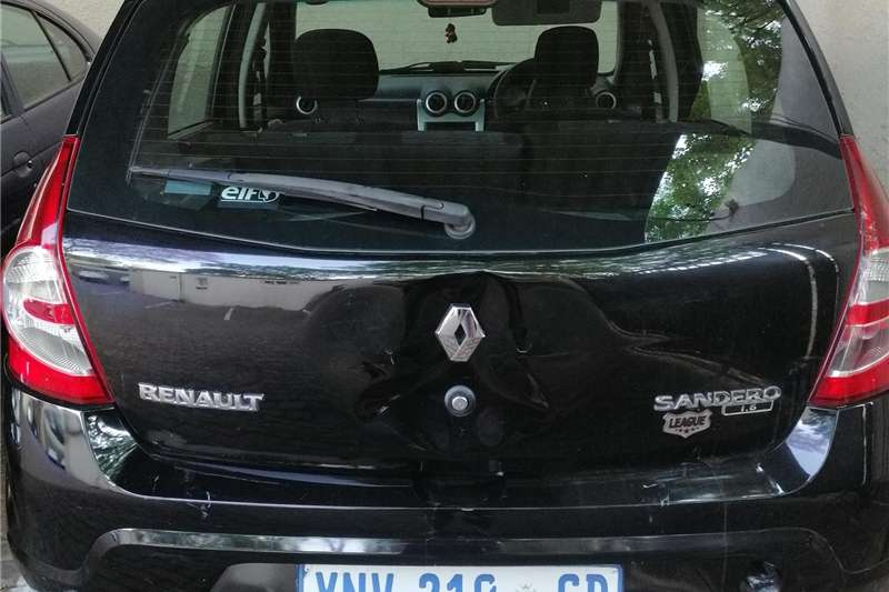 Renault Sandero 1.6 League 2009