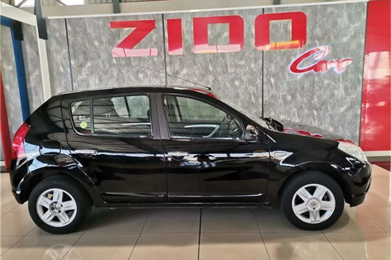 Used 2010 Renault Sandero 1.6 League