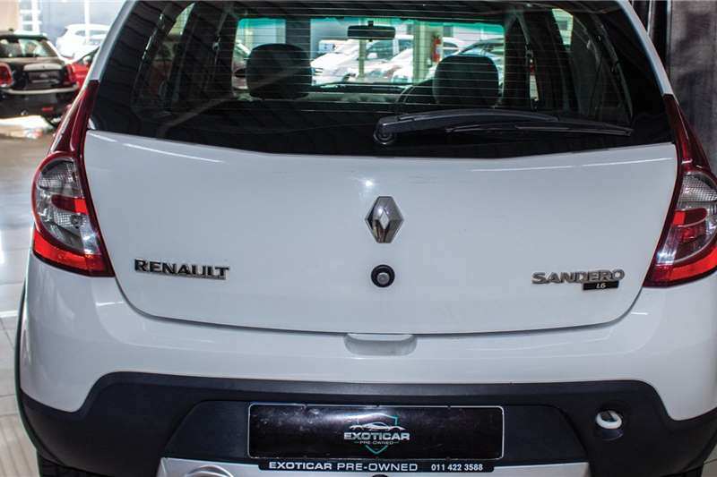 Renault Sandero 1.6 Stepway 2011