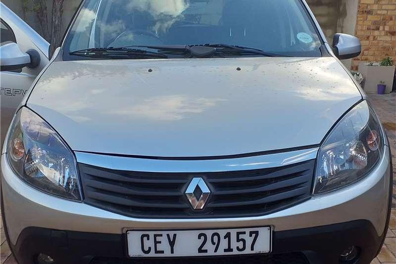Renault Sandero 1.6 Stepway 2012