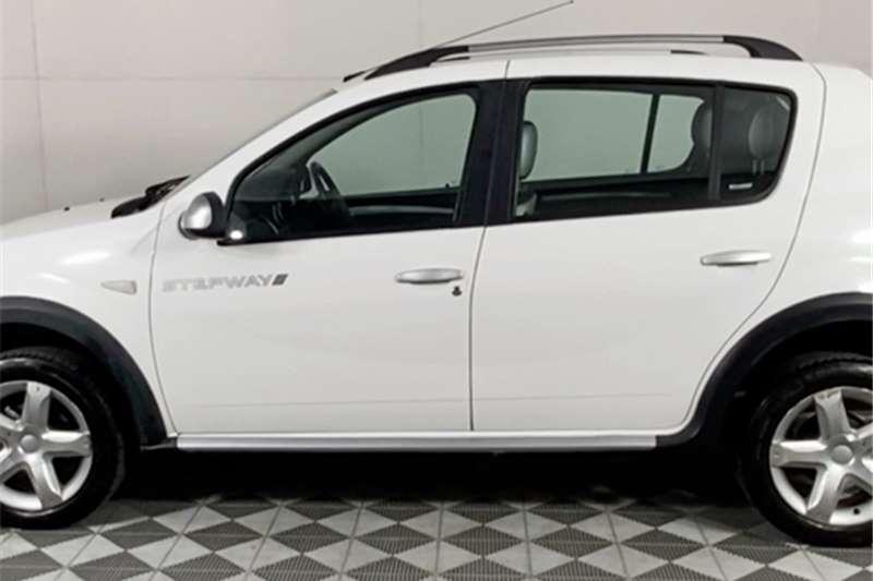 2012 Renault Sandero Sandero 1.6 Stepway