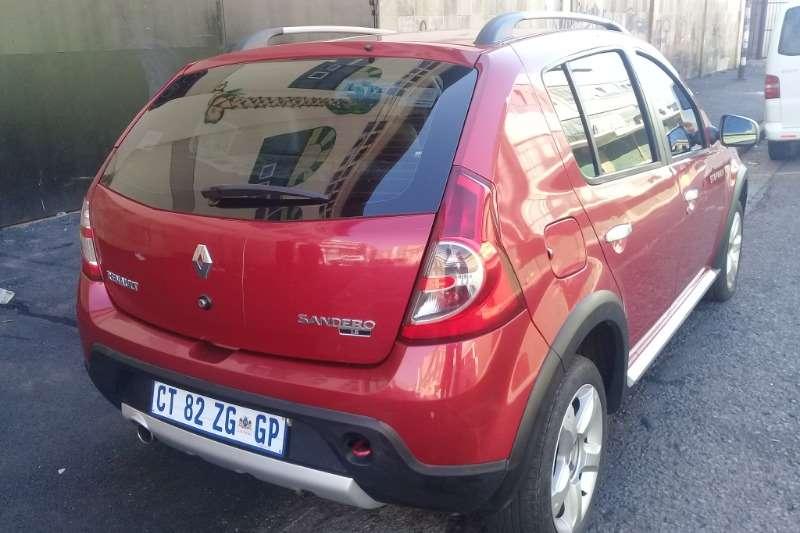 Renault Sandero 1.6 Stepway 2013