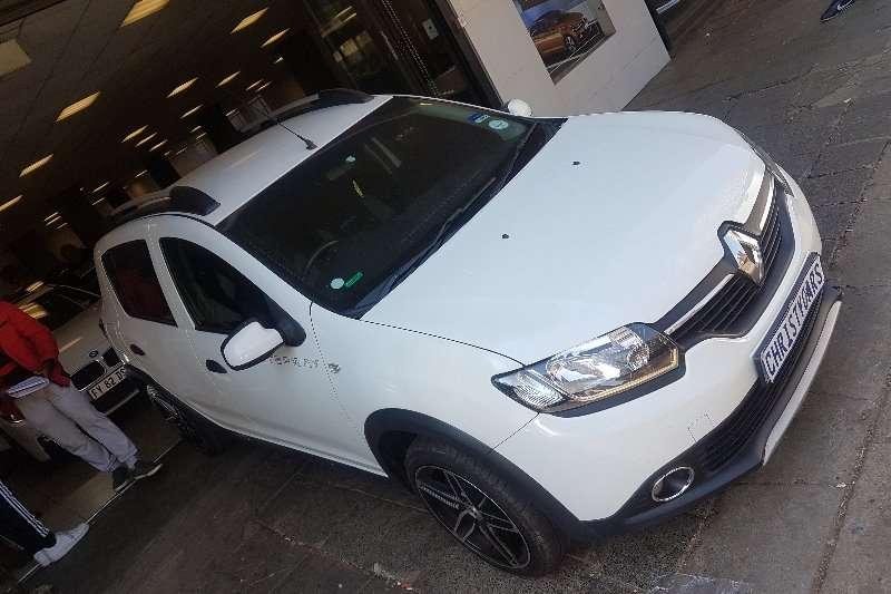 Renault Sandero 1.6 Stepway 2015
