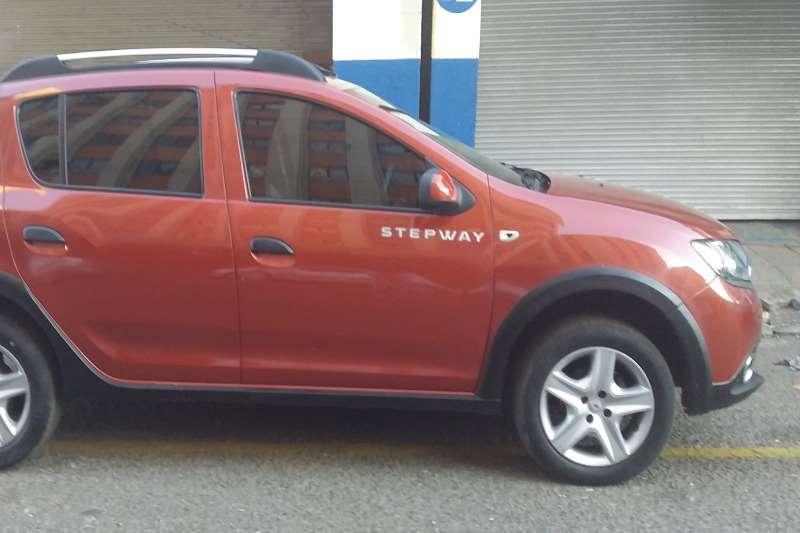 Used 2016 Renault Sandero 1.6 Stepway