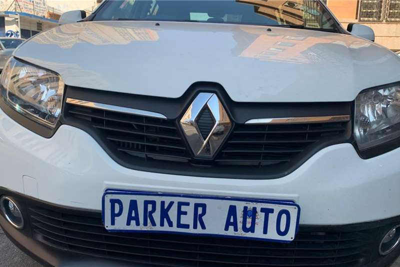 Renault Sandero 1.6 Stepway 2019