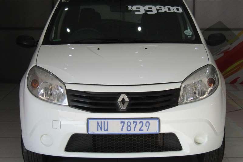 Used 2011 Renault Sandero 1.6 United