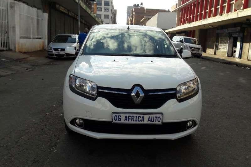 Renault Sandero 66kW turbo Dynamique 2015