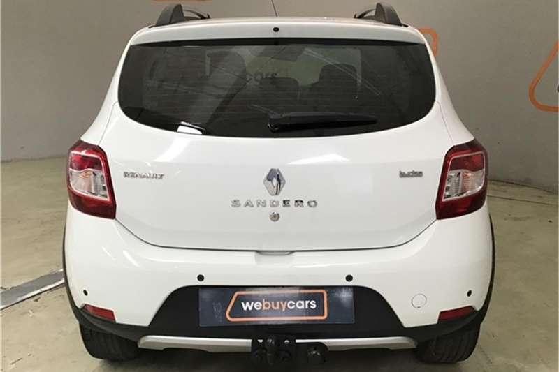 Renault Sandero 66kW turbo Dynamique 2016
