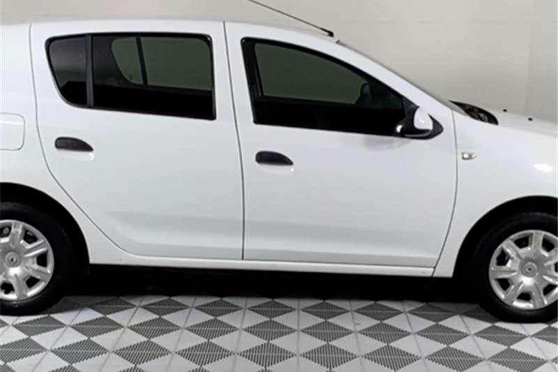 2016 Renault Sandero Sandero 66kW turbo Dynamique