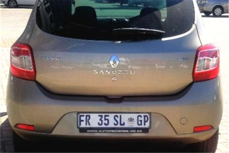 Renault Sandero 66kW turbo Dynamique 2017