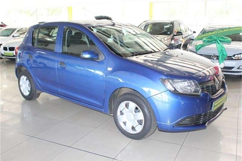 Renault Sandero 66kW turbo Expression 2014