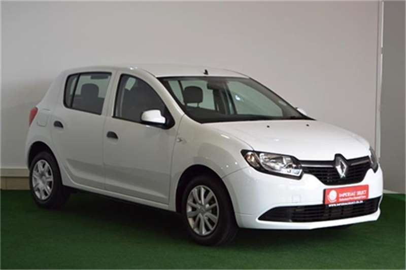 Renault Sandero 66kW turbo Expression 2015