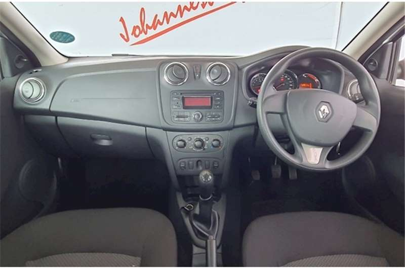 Renault Sandero 66kW turbo Expression 2015